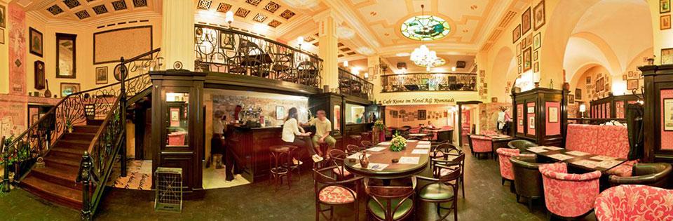 cafeneaua vremurilor de alta data