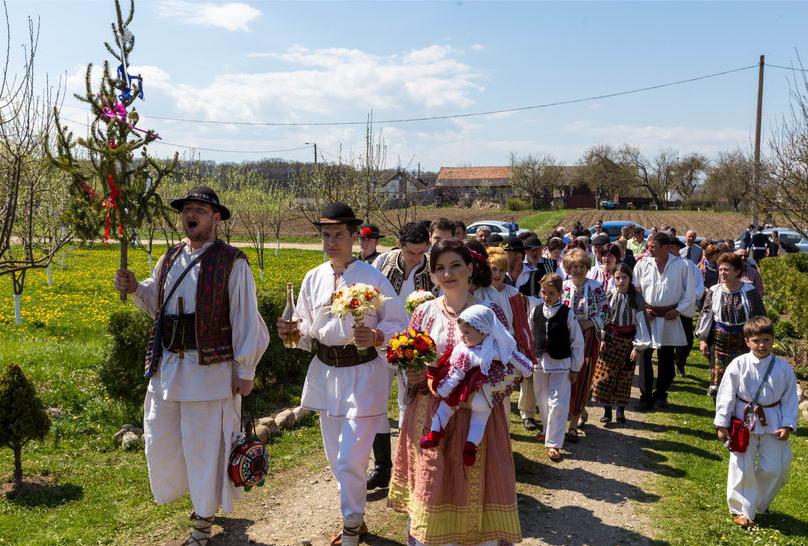 nunta traditionala transilvania