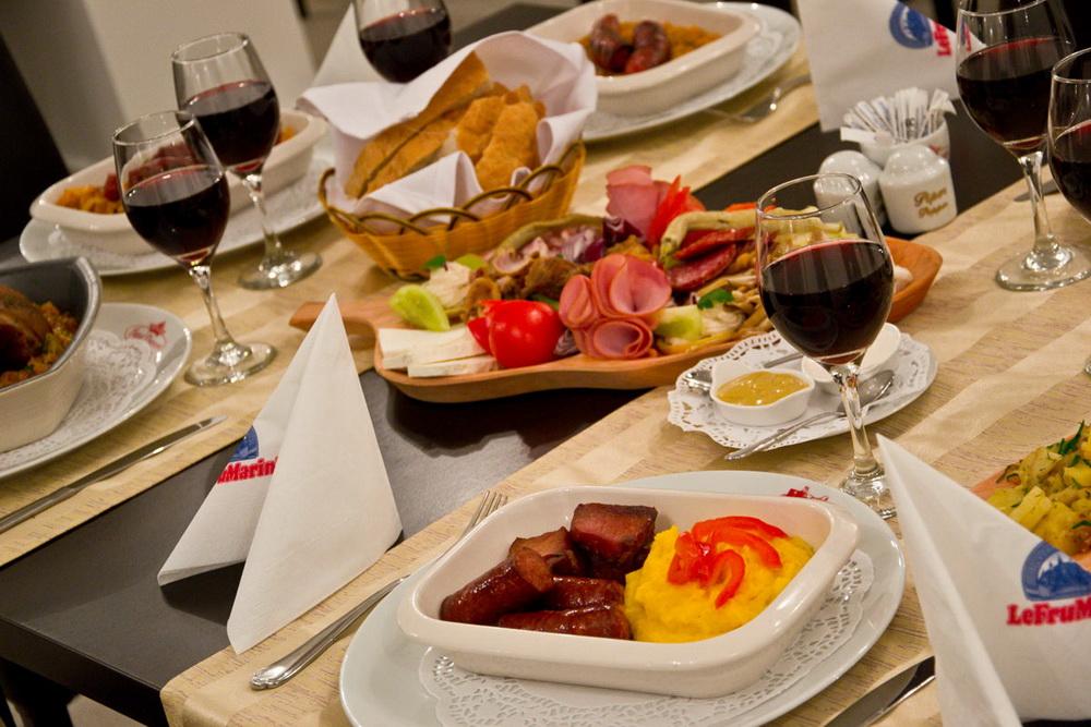 Restaurant Hanul Domnesc