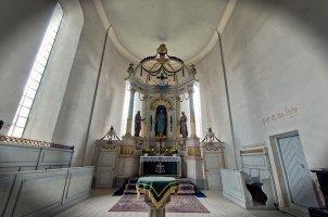 Biserica Evanghelica din Sanpetru