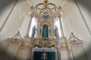 L'Église Évangélique de Sanpetru