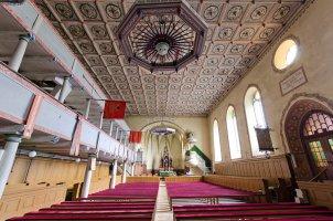 L'Église fortifiée de Codlea