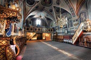 L'église de la Sainte Trinité