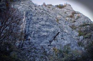 Le canyon de Rasnov