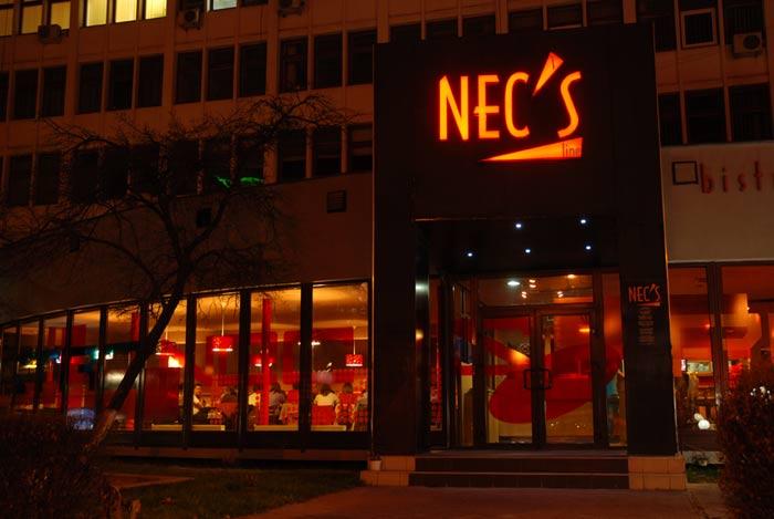 Restaurant Terasa Nec's