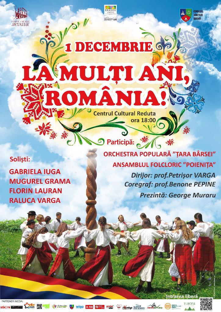 """""""La multi ani, România!"""""""
