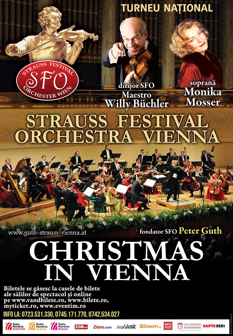 Concert - Christmas in Vienna!