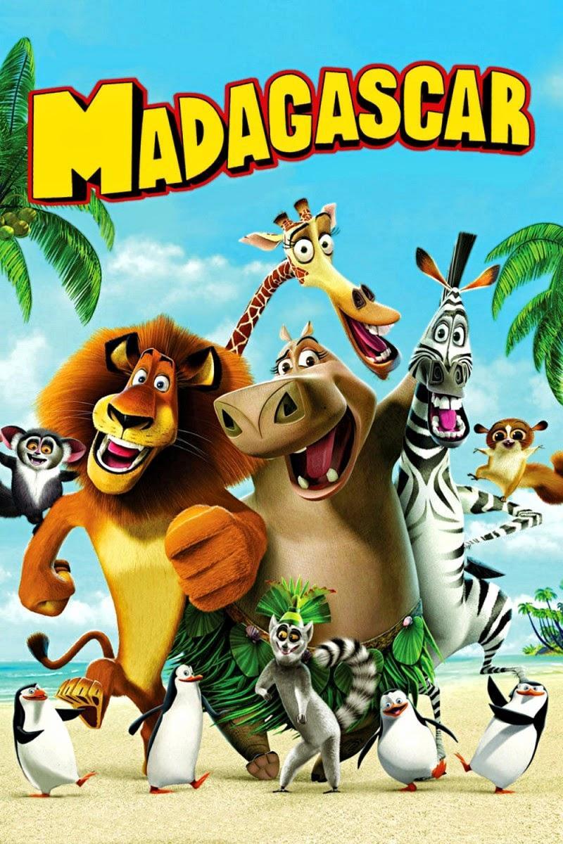 Matineu copii   Madagascar (SUA, 1995)