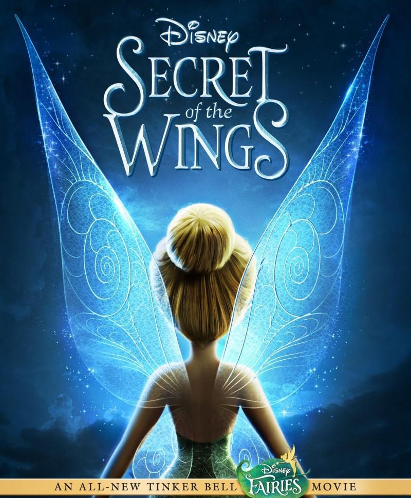 Secret of the Wings/ Tinker Bell: Clopoţica şi secretul aripilor (2012)