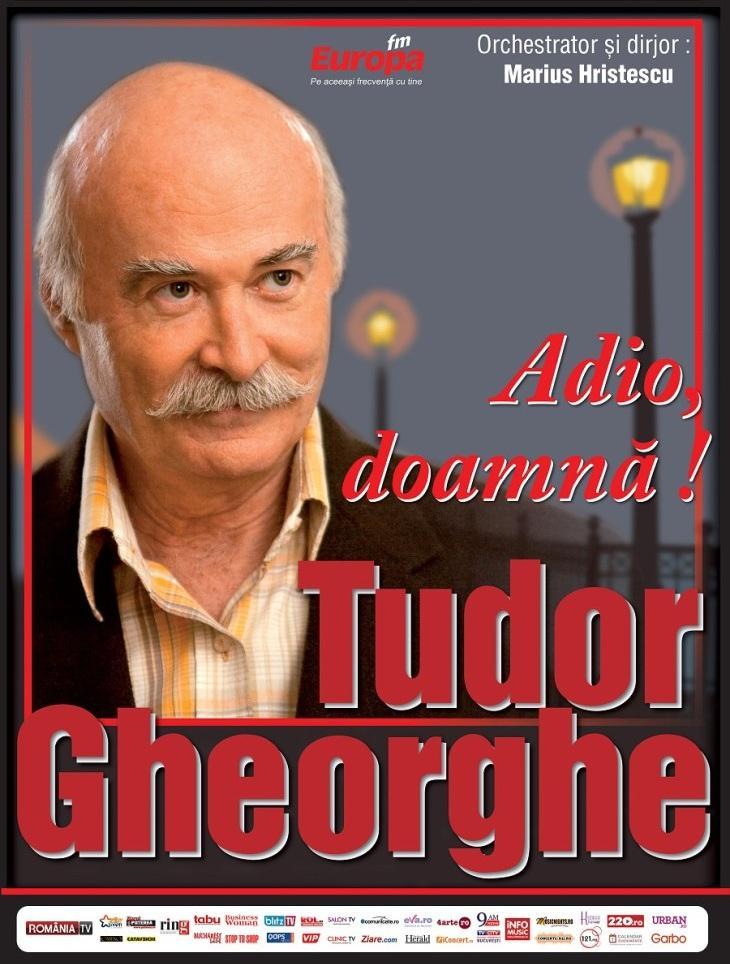 Concert Tudor Gheorghe in Brasov