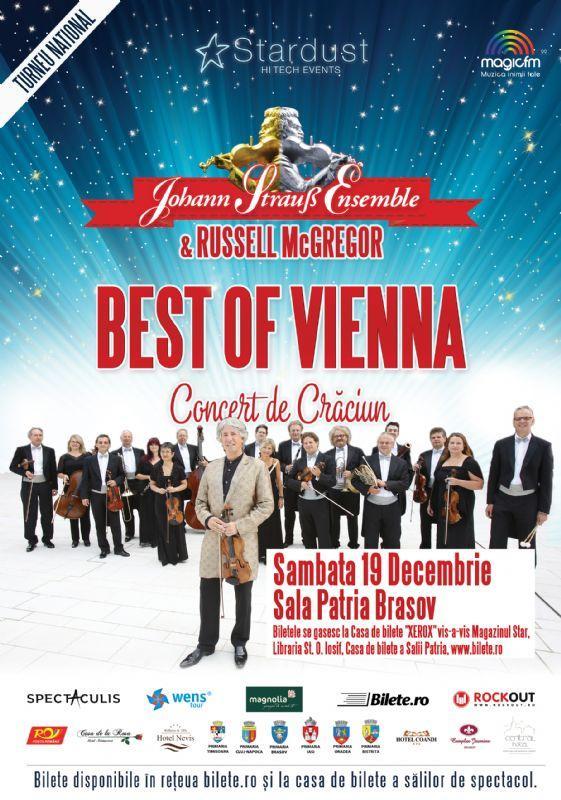 BEST OF VIENNA - Concert de Crăciun