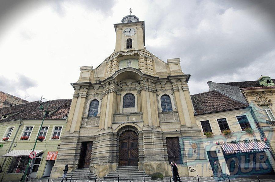 Biserica Romano-Catolica Sfintii Petru si Pavel (Catedrala Romano-Catolica)