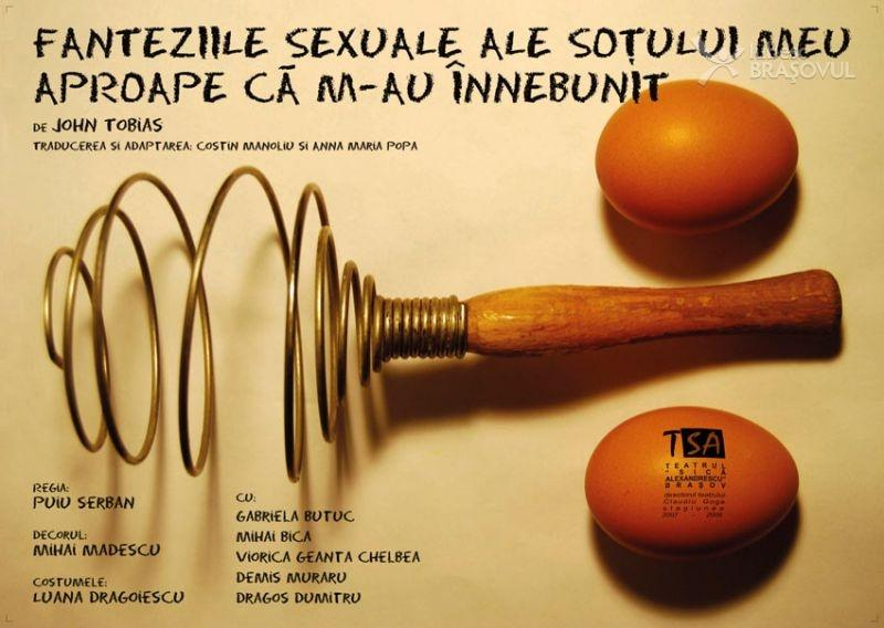 FANTEZIILE SEXUALE ALE SOŢULUI MEU  APROAPE CĂ M-AU ÎNNEBUNIT - de John Tobias