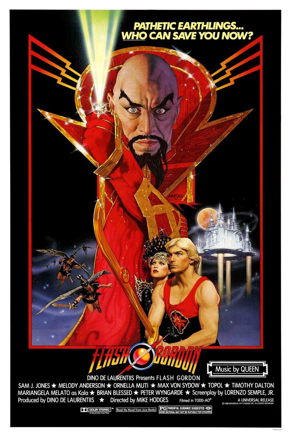 Film cult - Flash Gordon (SUA, 1980)