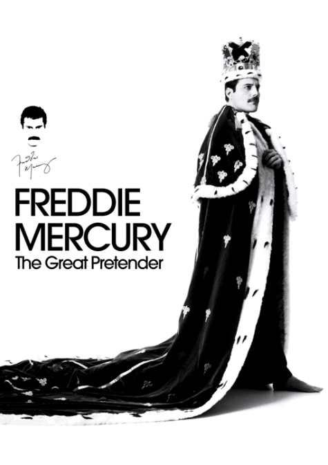 Special Doc and Roll  Freddie Mercury - The Great Pretender (SUA, 2012)