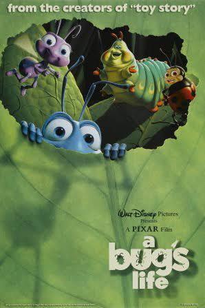 Matineu copii   Aventuri la firul ierbii/A Bug's Life (1998)