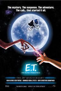 Mari regizori - E.T./  E.T. The Extraterrestrial (SUA, 1982)