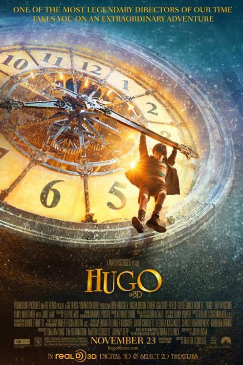 Film Cult/Special de Crăciun Hugo (SUA, 2011)