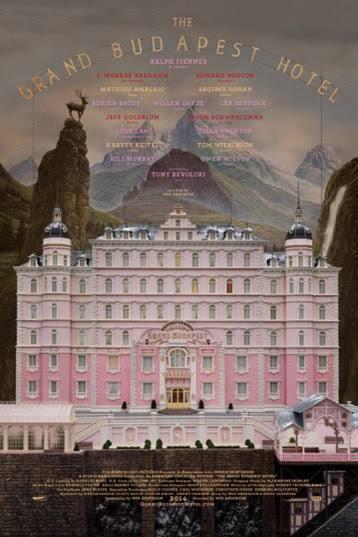 Seara de Oscar  Grand Budapest Hotel (SUA, 2014)