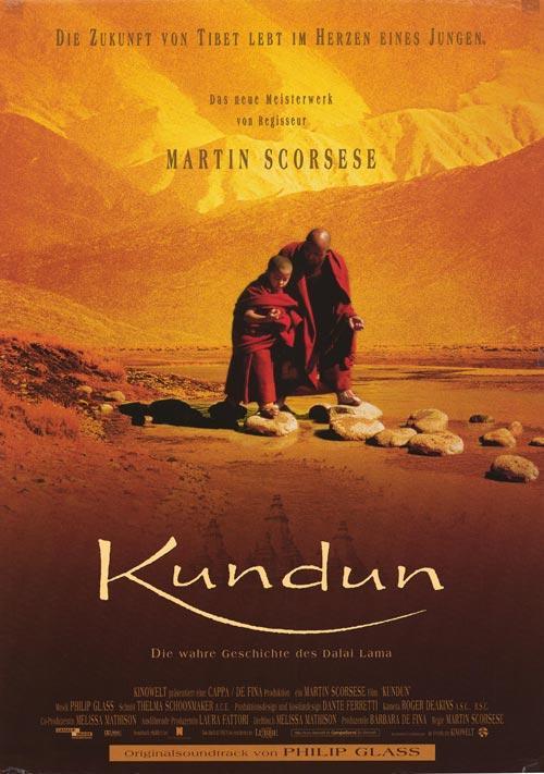 Mari regizori - Kundun (SUA, 1997)