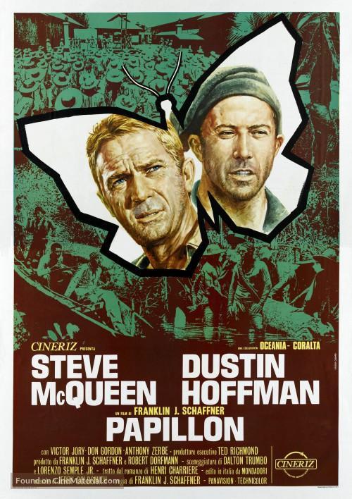 Film cult - Papillon (SUA, 1973)