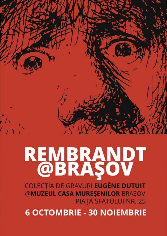 #brasov2021 Rembrandt - Brasov | Muzeul Casa Mureșenilor