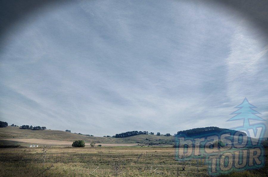 Rezervatia Dealul Cetatii - Lempes
