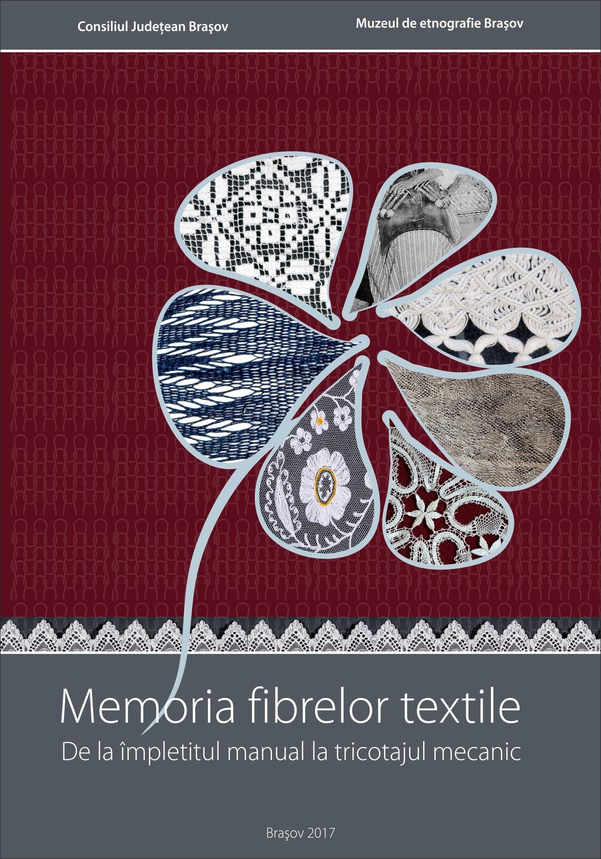 """Expoziţia permanentă: """"Memoria fibrelor textile: de la împletitul  manual la tricotajul mecanic"""""""